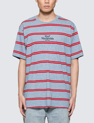HUF Golden Gate Stripe S/S T-Shirt