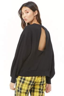 7b72651ad18 Forever 21 Black Sweats   Hoodies For Women - ShopStyle Canada