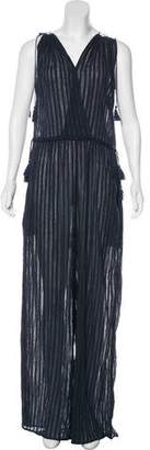 Ulla Johnson Tallis Wide-Leg Jumpsuit w/ Tags
