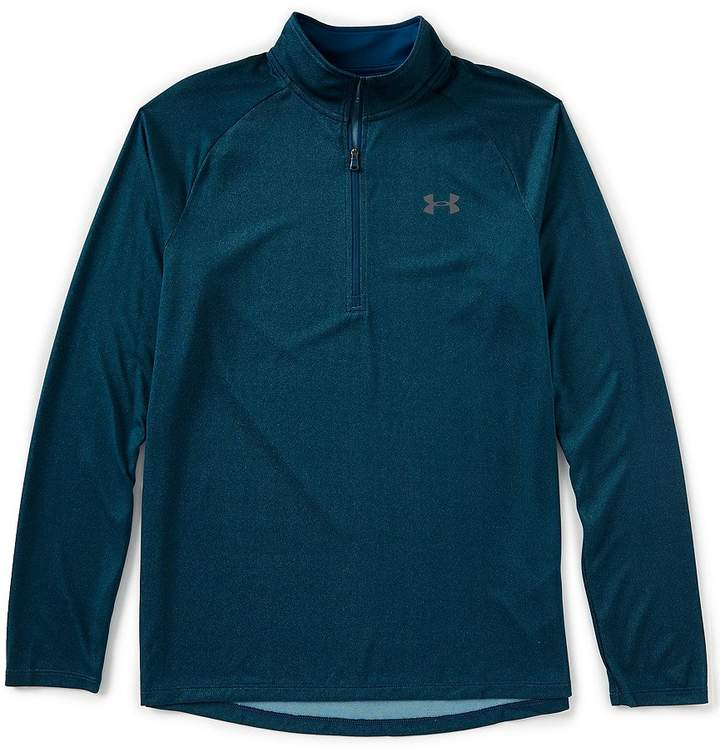 Under Armour Long-Sleeve UA Tech Zip Pullover