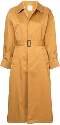 CITYSHOP button-down coat
