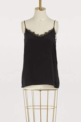 Anine Bing Top with suspenders