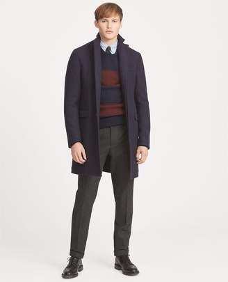 Ralph Lauren Morgan Wool-Blend Topcoat