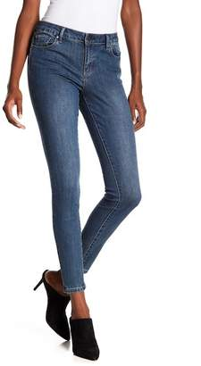 Tractr Mid Rise Skinny Jeans