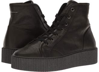 MM6 MAISON MARGIELA Platform High Top Women's Shoes
