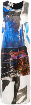 Marni abstract printed dress