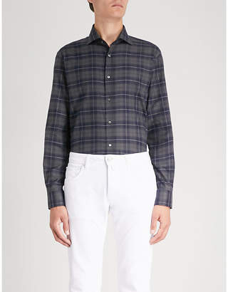 Ralph Lauren Purple Label Aston cotton shirt