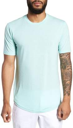 Goodlife Scallop Triblend Crew Neck T-Shirt