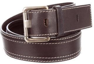 CelineCéline Leather Belt