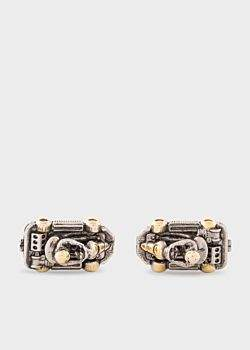 Paul Smith Men's Go-Kart Cufflinks
