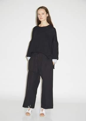Y's Seine Canvas Drawstring Pants