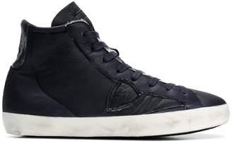 Philippe Model Paris hi-top sneakers