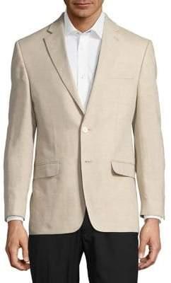 Lauren Ralph Lauren Classic Linen Suit Jacket