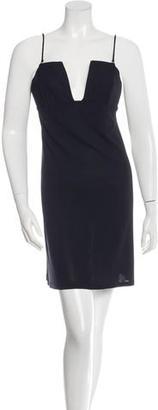 La Perla Sleeveless Mini Dress $85 thestylecure.com