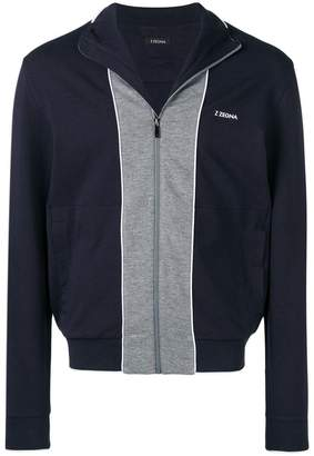 Ermenegildo Zegna sporty zipped up jacket