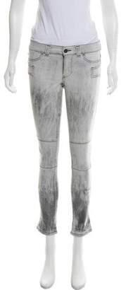 Diesel Low-Rise Skinny Jeans