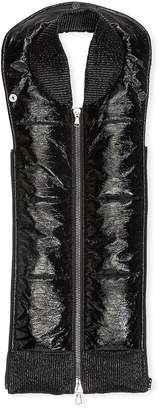 Veronica Beard Dealey Quilted Leather Dickey