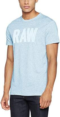 G Star Men's Tomeo Round Neck Tee Short Sleeve