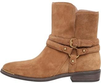 UGG Womens Kelby Boots Dark Chestnut