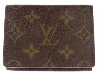 Louis Vuitton Monogram Business Card Holder