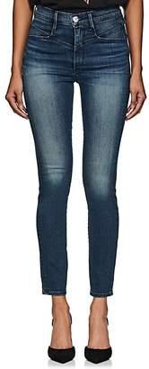 3x1 Women's Higher Ground Jesse Straight Jeans - Dk. Blue