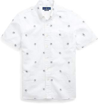Ralph Lauren Classic Fit Nautical Shirt