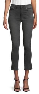 Genetic Los Angeles Elle High-Waist Ankle Skinny Jeans