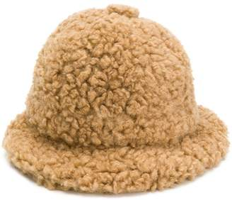 DSQUARED2 shearling hat