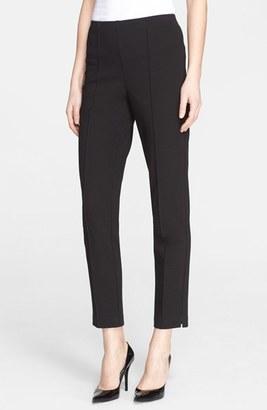 Women's St. John Collection Ponte Knit Ankle Pants $295 thestylecure.com