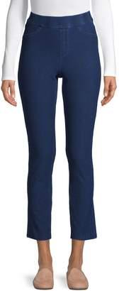 Karen Scott Petite Classic Cropped Pants