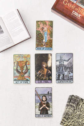 Game Of Thrones Tarot Card Deck