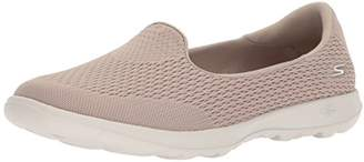 Skechers Performance Women's Go Walk Lite-15410 Loafer Flat