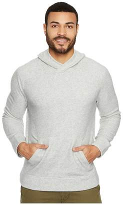 Calvin Klein Jeans Brushed Cozy Crossover Hoodie Men's Clothing
