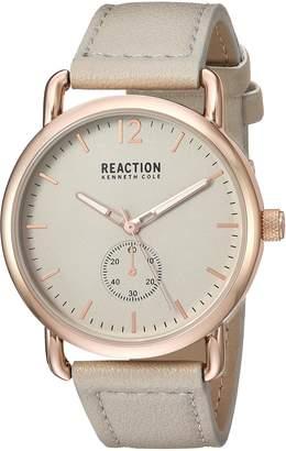 Kenneth Cole Reaction Women's Quartz Metal Casual Watch, Color: (Model: RK50101002)