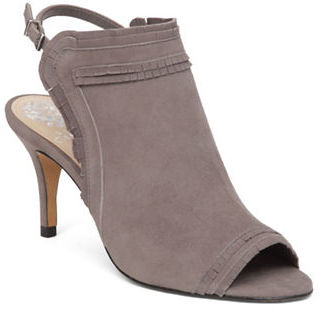 Vince Camuto Prenda Slingback Mid Heel Sandals $129 thestylecure.com