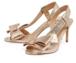 Next Womens Phase Eight Allie Asymmetric Strap Sandal
