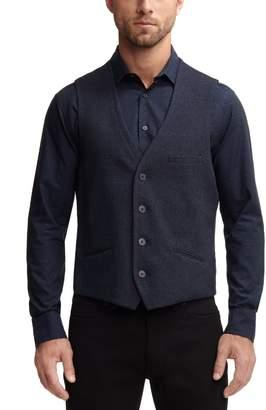 Vince Camuto Textured Vest