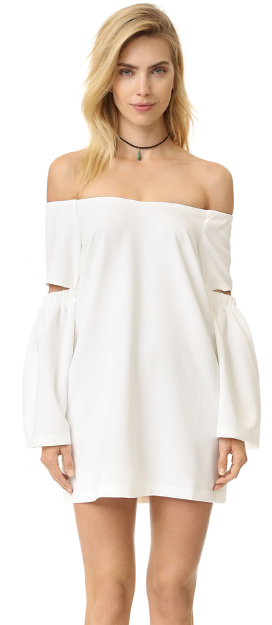 re:named Off Shoulder Dress