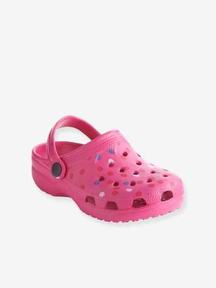 Vertbaudet Girl's Printed Beach Shoes