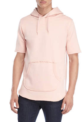 Criminal Damage French Terry Short Sleeve Hoodie