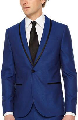 Jf J.Ferrar Classic Fit Stretch Tuxedo Jacket