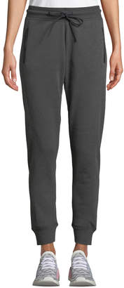 Marc Ny Performance Faux-Leather Ankle-Length Jogger Pants