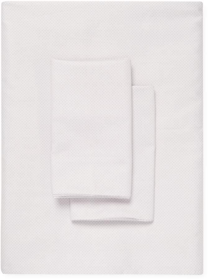 Dot Cotton Sheet Set