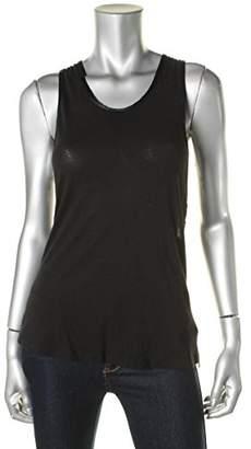 Koral Activewear Koral Womens Modal Blend Cut-Out Tank Top
