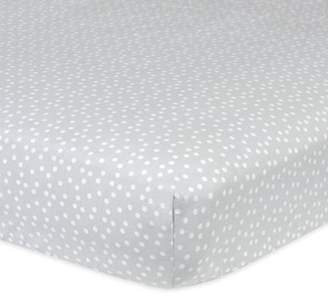 Gerber Baby Boy or Girl Unisex 100% Cotton Fitted Standard Crib Sheet