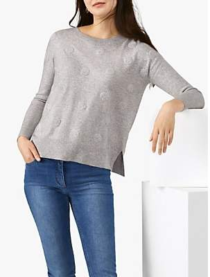 f9cc9bac903 Split Hem Sweater - ShopStyle UK