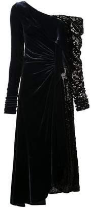 Monse Side Slit Dress