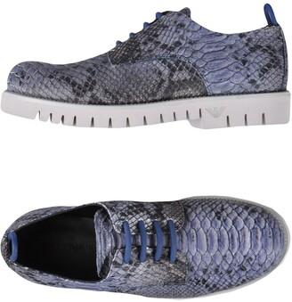 Emporio Armani Lace-up shoes - Item 11445859DT