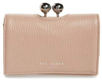 Ted Baker Maciey Bobble Mini Leather Wallet
