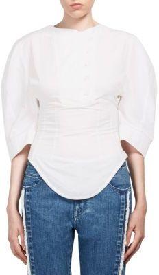 Stella McCartneyStella McCartney Washed Cotton Blouse